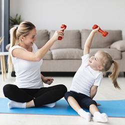 Здоровый образ жизни дошкольника