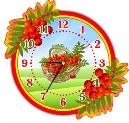 Купить Часы для группы Рябинка 310*300 мм в Беларуси от 18.00 BYN