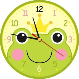 Купить Часы настенные кварцевые Царевна-лягушка 250*250 мм в Беларуси от 15.50 BYN