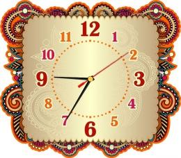 Купить Часы настенные кварцевые для кабинета трудового обучения 330*290мм. в Беларуси от 16.50 BYN