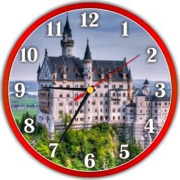 Купить Часы настенные кварцевые Германия  250*250 мм в Беларуси от 15.50 BYN