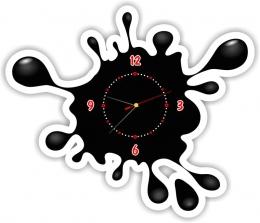 Купить Часы настенные кварцевые Клякса 570*490мм в Беларуси от 43.50 BYN