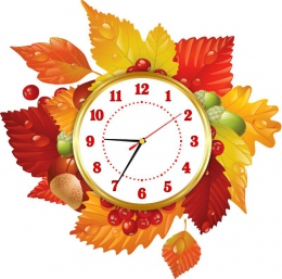 Купить Часы настенные кварцевые Осень 490*500мм в Беларуси от 42.50 BYN