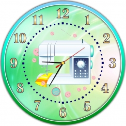 Купить Часы в кабинет обслуживающего труда 390*390 мм в Беларуси от 20.50 BYN