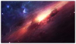 Купить Картина на холсте Космическая туманность в Беларуси от 14.00 BYN