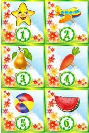 Купить Карточки для стенда Мы дежурим группа Цветочный городок 30 шт. 95*95 мм окантовка в зеленых тонах в Беларуси от 11.00 BYN