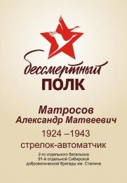 Купить Штендер 10 для шествия Бессмертный полк 75 лет Победы в Беларуси от 10.00 BYN