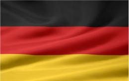 Купить Стенд Флаг Германии в кабинет немецкого языка 300*180мм в Беларуси от 6.00 BYN