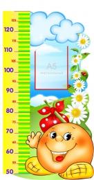 Купить Стенд-Ростомер в группу Сказка 470*830мм в Беларуси от 48.40 BYN