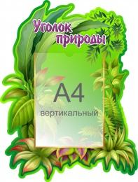 Купить Стенд Уголок природы 440*580 мм в Беларуси от 33.50 BYN