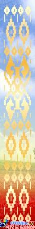 Стенд Жыву ў Беларусi - i тым ганаруся в золотисто-бордовых тонах 1800*880мм Изображение #3