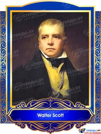 Комплект портретов  Знаменитые Британцы для кабинета английского языка 260*350 мм Изображение #8