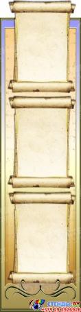 Стенд-композиция Гiсторыя-настаунiца жыцця для кабинета истории 1650*1620 мм Изображение #4