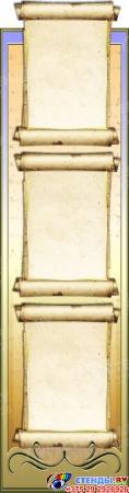 Стенд-композиция Гiсторыя-настаунiца жыцця для кабинета истории 1650*1620 мм Изображение #3